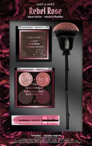 Wet n Wild | Limited Edition Rebel Rose Kit - Product front facing on a white background