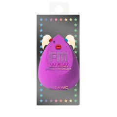 wet n wild | Fantasy Makers Makeup Sponge- Purple | Product front facing on a white background