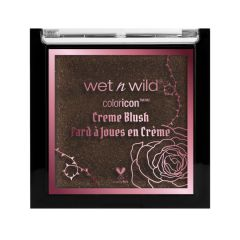 Wet n Wild | Rebel Rose Color Icon Creme Blush, Rose In Peace - Product front facing on a white background