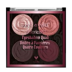 Rebel Rose Color Icon Eyeshadow Quad