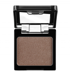 Wet n Wild | Color Icon Eyeshadow Single-Nutty - Product front facing with cap off on a white background