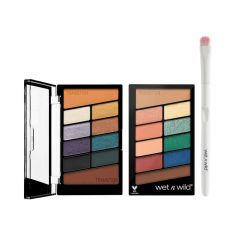 wet n wild | Color Icon Duo | Three products front facing on a white background