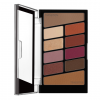 Wet n Wild | Color Icon Eyeshadow 10 Pan Palette-Rose in the Air - Product front facing with cap off on a white background