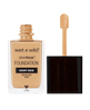 Wet n Wild | Photo Focus Foundation Desert Beige - Product front facing with cap off on a white background