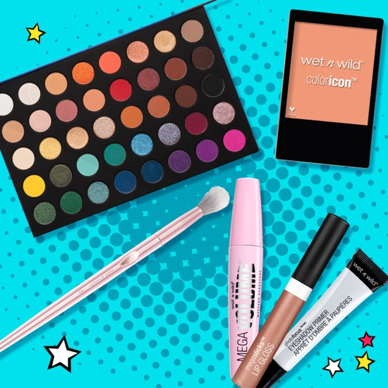 The 40 Palette Look
