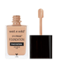 Wet n Wild | Photo Focus Foundation Peach Natural - Product front facing with cap off on a white background
