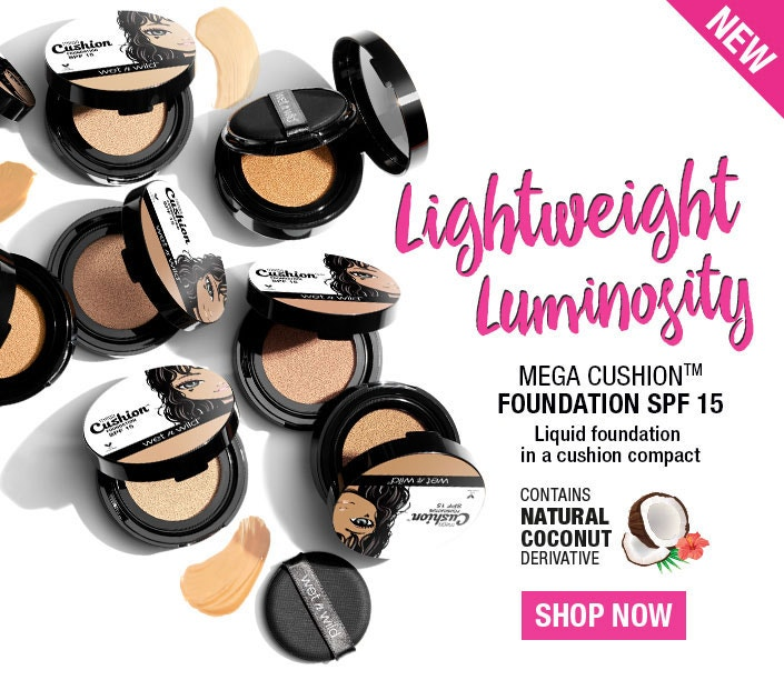 Mega Cushion Foundation