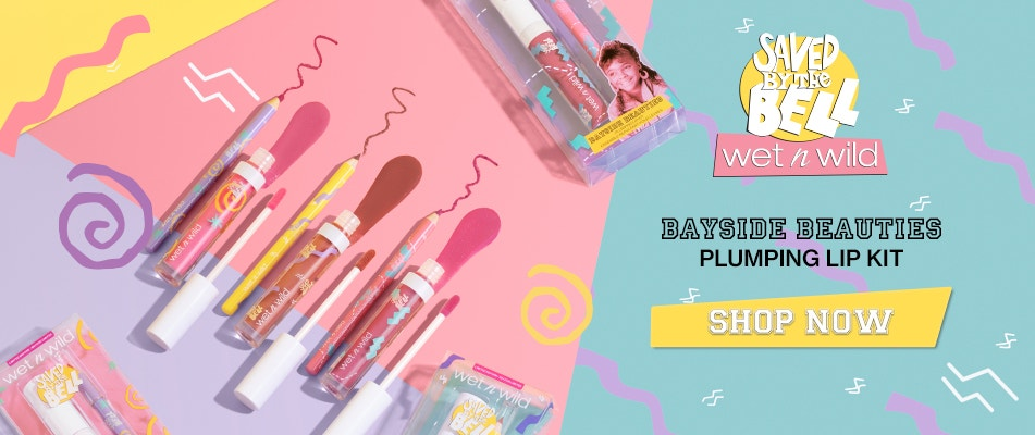 Saved by the Bell Bayside Beauties Lip Kit Shop Now