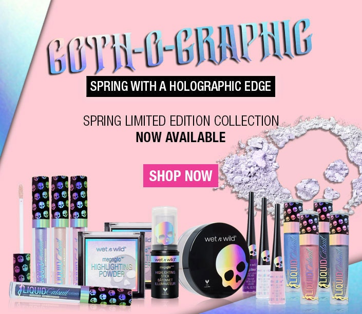 Goth-o-graphic, goth, spring collection