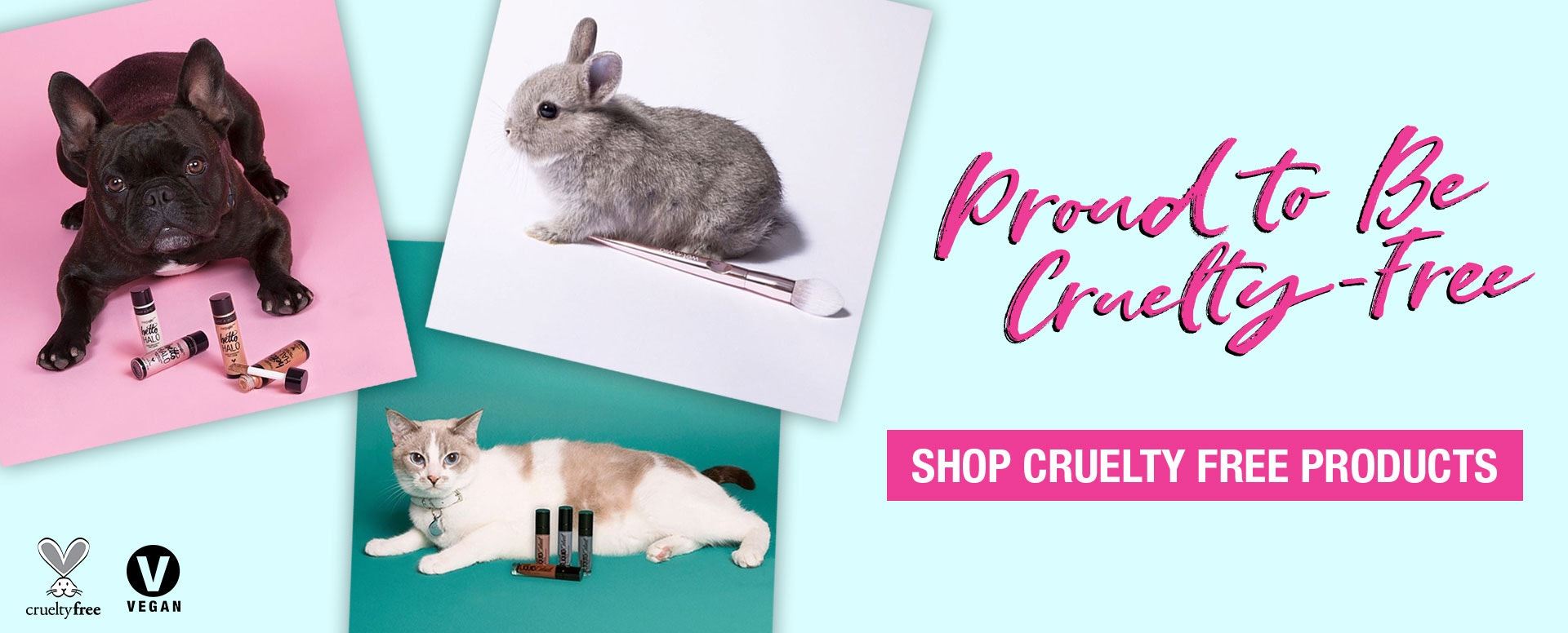 Shop Cruelty-Free And Vegan Makeup