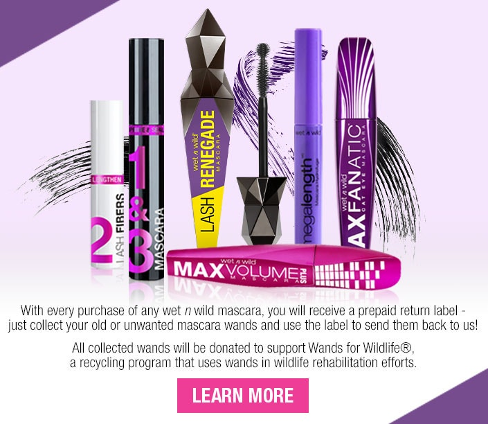 Donate Your Old Mascara To Wands For Wildlife And Help Save A Life!