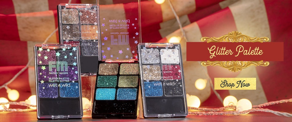 Wet N Wild   Glitter Palette   Click Here to Shop Now