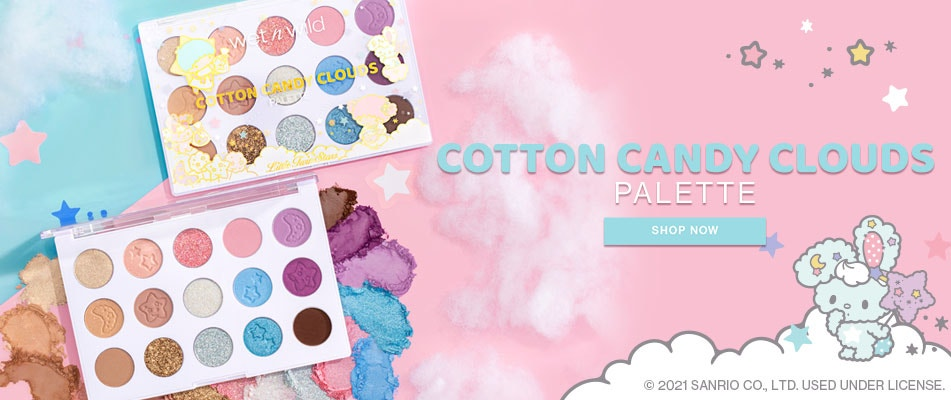 Wet N Wild | Cotton Candy Clouds | Palette |Click Here to Shop Collection