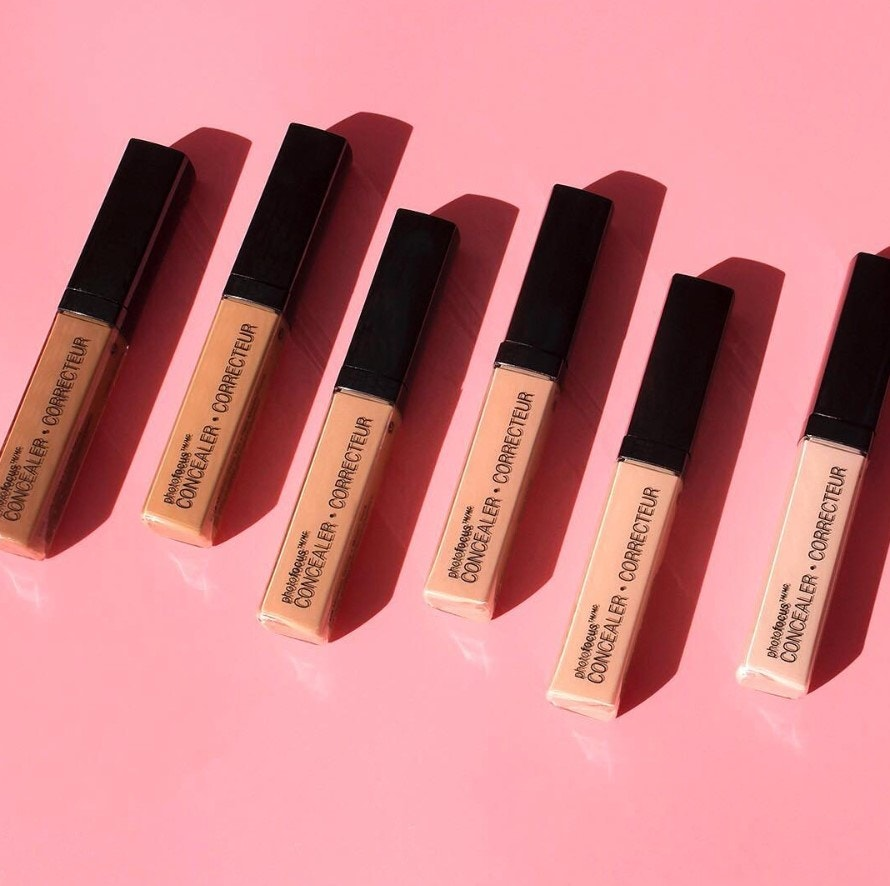 Wet N Wild Photo Focus Concealers